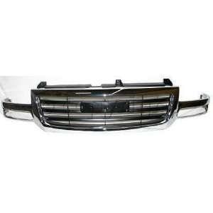 GRILLE gmc SIERRA PICKUP DENALI 03 05 grill Automotive