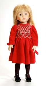 Boneka Doll dress 10 inch / 25 cm