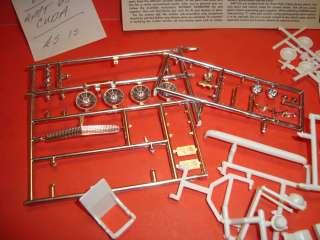 25 Scale Model Car Parts / AMT 1965 Plymouth Barracuda Parts