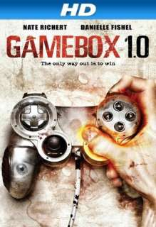 Gamebox 1.0 [HD]: Nate Richert, Danielle Fishel, Patrick