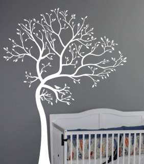 LARGE Wall Decal TREE WITH BIRD Deco Art Sticker Mural