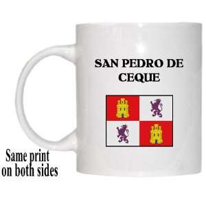 Castilla y Leon   SAN PEDRO DE CEQUE Mug: Everything