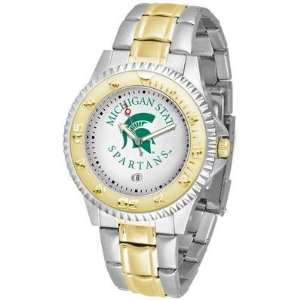 Michigan State University Spartans Competitor   Two tone Band