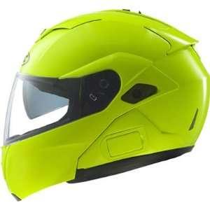 com HJC Hi Viz Mens Sy Max III Street Racing Motorcycle Helmet   Hi