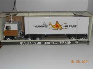66 Express Humpin to Please Semi Tractor Trailer Rare GMC Astro
