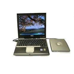 Dell Latitude D410 12.1inch PM 2.0GHz, 1G RAM, 40GB HDD, External