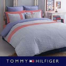 Tommy Hilfiger Boho 200 Thread Count Full/ Queen size Duvet Cover Set