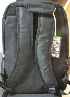 Hurley Backpack Book Bag Girls Script Pink School NEW