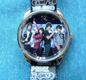 DISNEY CAMP ROCK KIDS WATCH