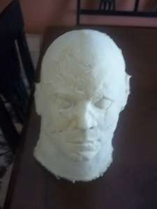 Michael Myers 11 Bust Latex Foam Filled Mask Movie Prop Reproduction