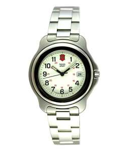 Swiss Army Mens Classic Officers Quartz Watch