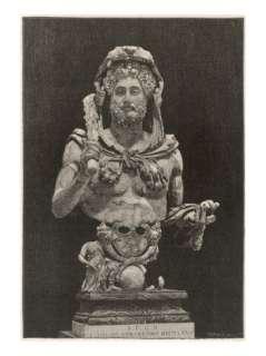 Lucius Aelius Aurelius Commodus Roman Emperor Giclee Print at