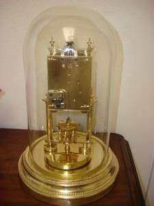 1902 PATENT ANGEMELDET TORSION PENDULUM 400 DAY CLOCK