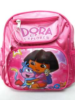 Brand NEW Dora the explorer mini School bag / backpack Bag rare