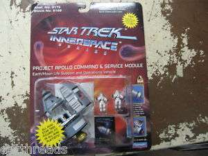 STAR TREK APOLLO COMMAND & SERVICE MODULE MINI PLAYSET