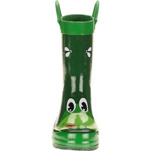 Toddler Boys Frog Rain Boots NEW APPAREL ITEMS  for
