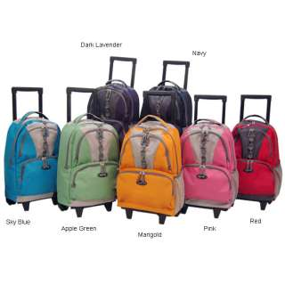 Olympia 18 inch Rolling Backpack
