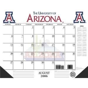University of Arizona Wildcats NCAA 2006 2007 Academic/School