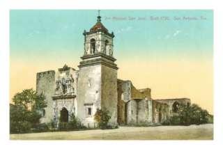 Mission San Jose, San Antonio, Texas Posters at AllPosters