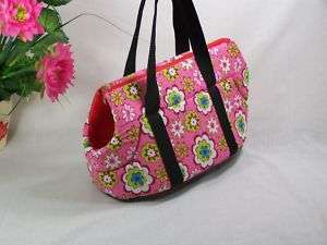New Small Dog / Cat Pet Travel Carrier Tote Bag / Purse