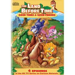 Land Before Time Good Times and Good Friends (DVD)