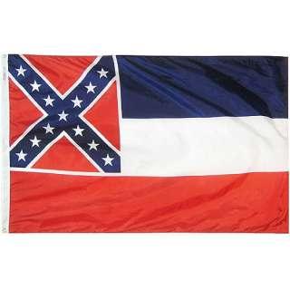 Annin 4 x 6 Mississippi State Flag Patio Furniture