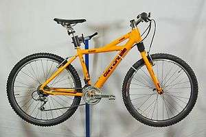 Used Cannondale F1000 moutainbike mtb mango bicycle bike Coda CNC