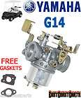 Yamaha G14 Golf Cart Carburetor Assembly JN3 14101 10 (FREE GASKETS)