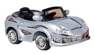 Kids Battery Power Ride On RC Remote Control Wheels Car