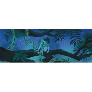 Trust In Me   Disney Fine Art Giclee by Daniel Arriaga