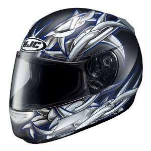 HJC CL SP Barbwire MC 2F Full Face Motorcycle Helmet Flat