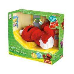 Fisher Price Sesame Street Tickle Me Elmo Baby