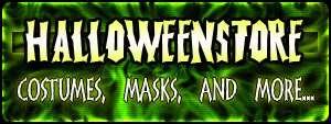 The Halloween Costume Store