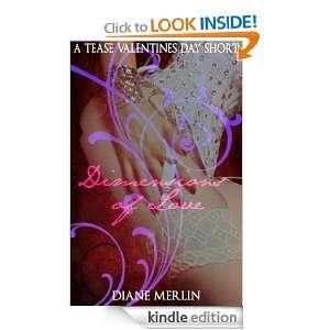 Dimensions of Love (Tease Valentine Anthology) Diane Merlin