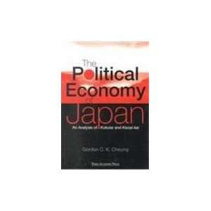 The Political Economy of Japan An Analysis of Kokutai and