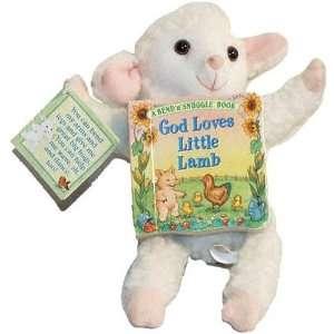 God Loves Little Lamb A Bend N Snuggle Book (Bend N