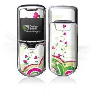 Design Skins for Nokia 8800 Monaco   Ivy Hearts Design