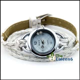 Bracelet Charm Ladies Quartz Woman 10 Colors Candy Wrist Watch 6066