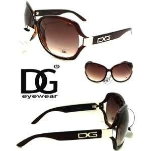 DG Eyewear Designer Fashion Celebrity Sunglasses BR2012B