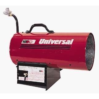 Universal 45,000 BTU Propane Forced Air Heater #45FAC