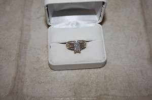 ct tw Diamond Engagement Ring 14k Yellow Gold 8.9g Wedding Custom