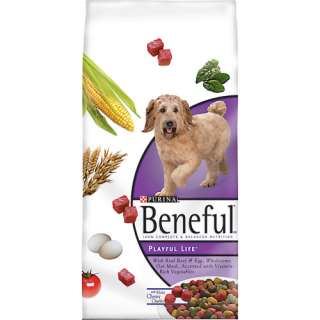 Beneful Playful Life Dog Food, 31.1 lb Dogs