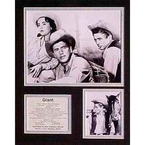 Giant James Dean Picture Plaque Unframed