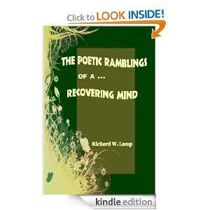 The Poetic Ramblings Of A Recovering Mind Rick Lamp