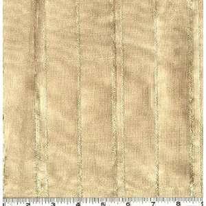 54 Wide Promotional Dupioni Silk Fabric Bashfully Golden By The Yard