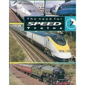 Trains (Need for Speed) (9780749642396) Chris Maynard