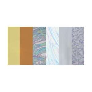 JHB Lisa Pavelka Craft Foil Kit 6/Pkg Expressions; 2 Items