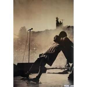 Pearl Jam Live Rock Music Concert Poster 24 x 36 inches