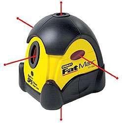 Stanley 77 154 SP5 FatMax Five Beam Laser Level Kit