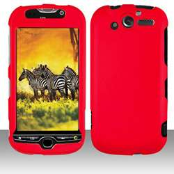 HTC myTouch 4G Red Protective Case